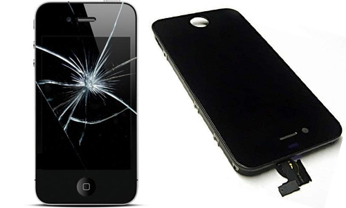 замена дисплея iphone 4s инструкция